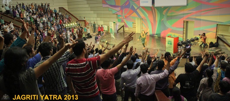 agriti Yatra 2013 – The journey of awakening in 15 days