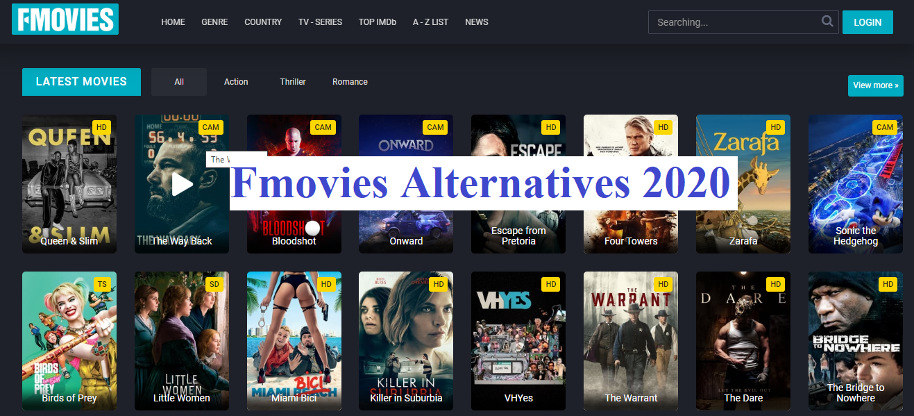 Best Alternative Sites to Fmovies in 2020