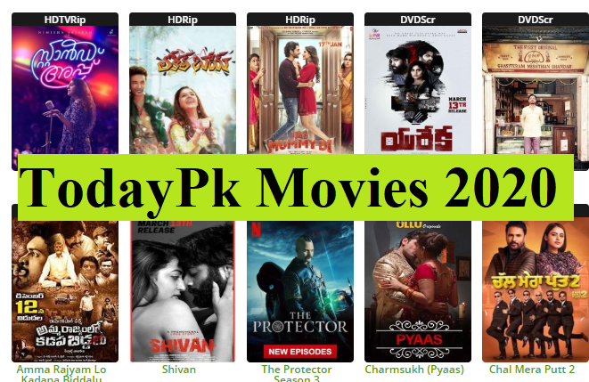 TodayPk Movies Download 2020