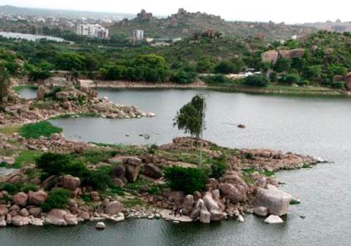 Durgam Cheruvu: The Hidden Lake