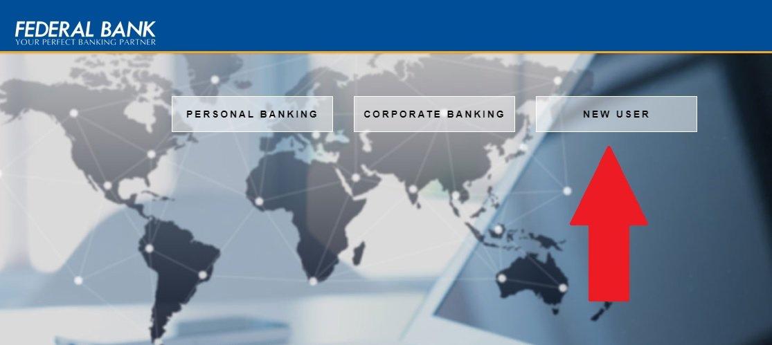 FEDERAL BANK NET BANKING